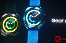 #IFA17: Samsung Gear Sport, el wearable estrella de la presentación