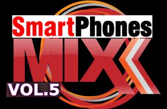 Smartphones MIX, teléfonos sin marcos volumen 5