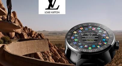 Tambour Horizon, el smartwatch de Louis Vuitton que te costará comprar