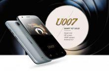 Ulefone U007: Uno de los mejores gama baja del mercado.