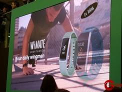 #MWC17: Wiko WiMate y los wearables que la componen