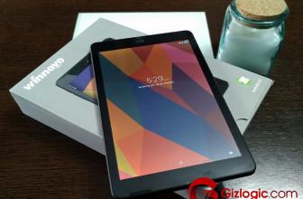 Winnovo M866, una de las tablets más económicas