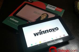 "Winnovo miTab Pro, encantados de conocerte ""grandullona"""