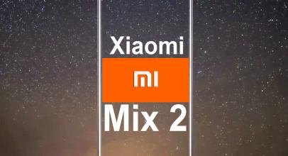 Xiaomi Mi Mix 2 confirma su aspecto en un vídeo publicado