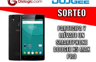 SORTEO: Participa y gana un Doogee X5 Max Pro