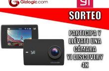 SORTEO: Llévate una cámara deportiva Yi Discovery 4K [FINALIZADO]