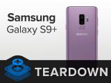 iFixit nos muestra el interior del Samsung S9+ al completo