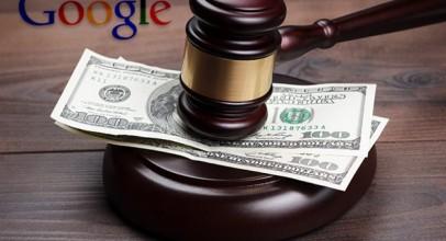 Multa impuesta a Google por la Comisión Europea