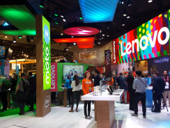 #MWC17: Nos damos un paseo por el stand de Lenovo, y vemos de cerca los nuevos Moto G5 y G5 Plus.