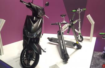 #MWC17: Archos nos enseña algunas de sus nuevas tablets y sus nuevos dispositivos de movilidad urbana.