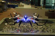 Tarántula X6, un drone para SJCAM o Xiaomi Yi por 50€.