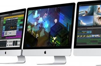 Nuevos iMac de Apple: Configuraciones para todos los gustos.