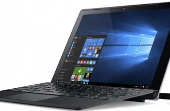 Acer Switch Alpha 12: convertible potente y silencioso.