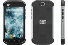 Caterpillar S40: Smartphone a prueba de bestias.