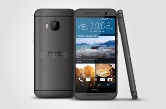 HTC One X9 y HTC M9s, lo último de HTC.