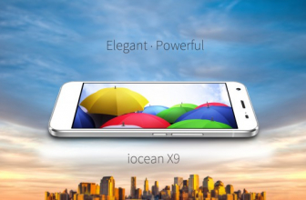 iOcean X9: Gran móvil chino con 4G LTE.