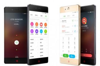 Smartphones sin marcos, un futuro que ya está aquí: Oppo R7, R7 PLus y ZTE Nubia Z9