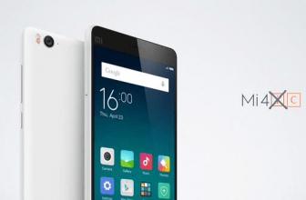 Xiaomi Mi 4c presentado oficialmente. Un excelente gama media.