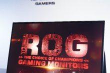 """6 monitores gaming presentados en la IFA 2015 que volverán loco al """"gamer"""" que hay en ti."""