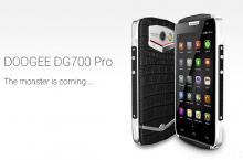 DOOGEE DG700 Pro: Primeras especificaciones de un terminal que auna resistencia y potencia a partes iguales.