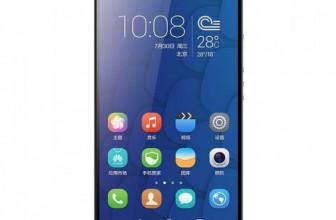 Huawei Honor 6 Plus: Ya a la venta en España por 400 euros.