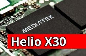 Nuevos detalles acerca del Helio X30: más potencia y más eficiencia.