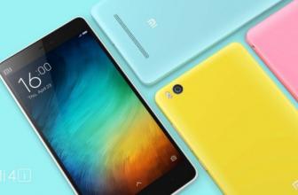 Xiaomi Mi4i, rompiendo el mercado una vez más.