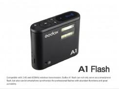 Godox A, un flash para nuestro teléfono móvil