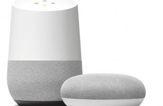 Google Home, Google Mini y GoogleWiFi, ya disponibles para España