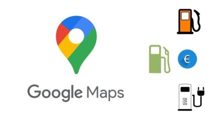 GoogleMapsya permite consultar el precio de la gasolina en España