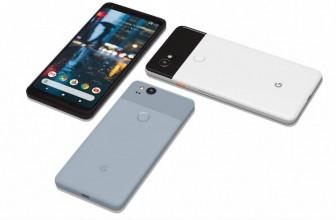 Google Pixel 3 y Pixel 3 XL serán fabricados por FIH Mobile
