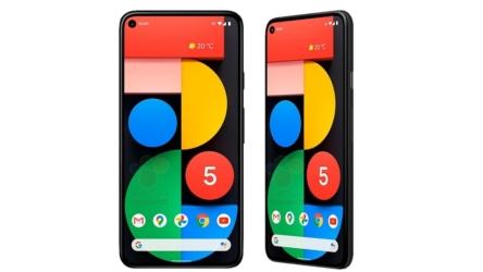 Se revelan las características de Google Pixel 5 antes de su anuncio