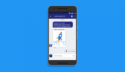 Google vuelve a probar con un nuevo servicio de mensajería RCS
