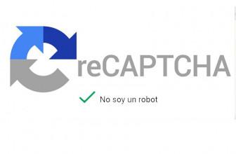 Google presentareCAPTCHAv3, la nueva API para detenerbots