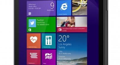 HP Stream 7 la tablet más pequeña con Windows 8.1