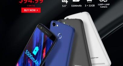 HOMTOM HT50, a la venta en AliExpress a un precio increíble