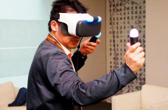 HTC Link VR, nuevas gafas de realidad virtual con pantalla integrada