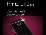 Filtrada imagen publicitaria de HTC One X10