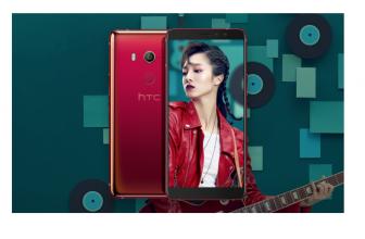 HTC U11 EYEs, características, precio y disponibilidad