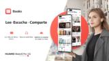 Ya puedes escuchar audiolibros en la app Huawei Libros