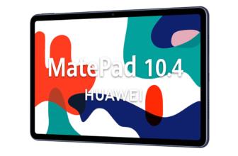 HUAWEI MatePad 10.4, gran pantalla y prestaciones en la gama media