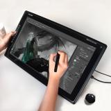 HUION GT-185, análisis y opiniones de esta tableta gráfica barata