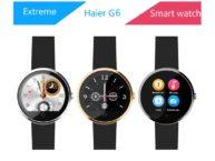 Haier G6, nuevo wearable con control por gestos