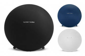 Harman Kardon Onyx, potencia y elegancia en un altavoz Bluetooth portátil
