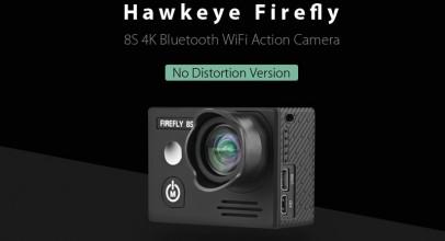 HawKeye Firefly 8S, otra cámara deportiva 4K para este verano
