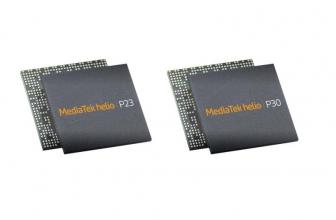 Helio P23 y Helio P30, características oficiales de los nuevos SoCs