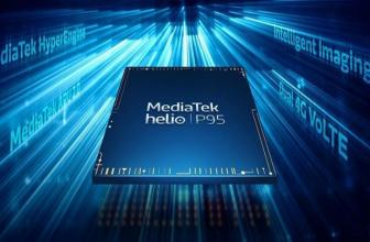 MediaTek Helio P95 se presenta con mejor IA y soporte para cámara