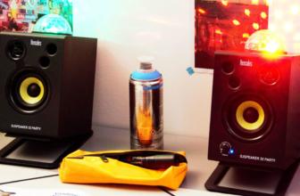 HerculesDJSpeaker32Party, altavoces fiesteros económicos y de calidad