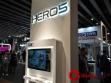 #MWC17: GoPro 5 Hero y sus accesorios también presentes