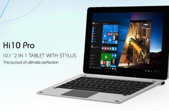 Chuwi Hi10 Pro, nueva tablet con Windows y Remix OS
